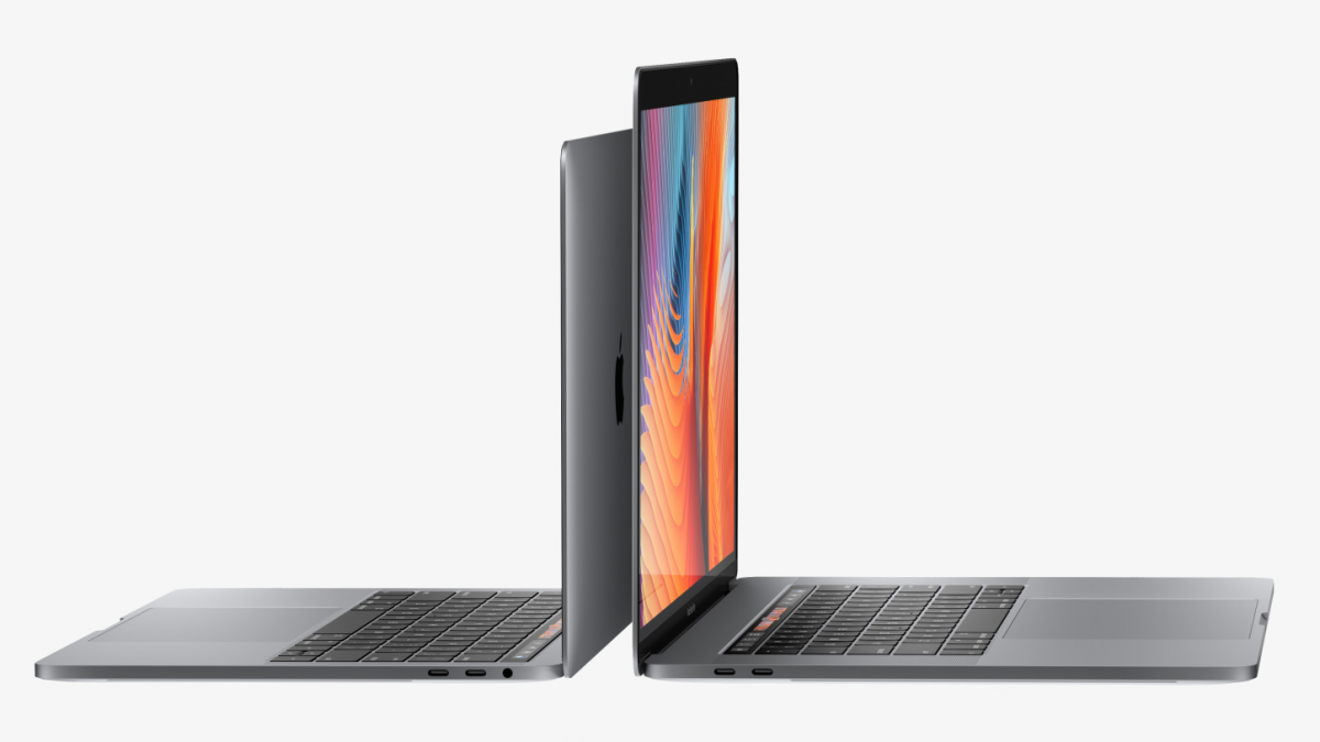 Apple Macbook Pro zonder SD-kaartlezer