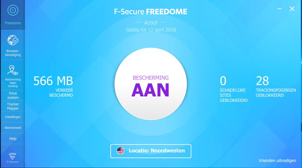 F-Secure Freedome VPN review: all-in-one-beschermer