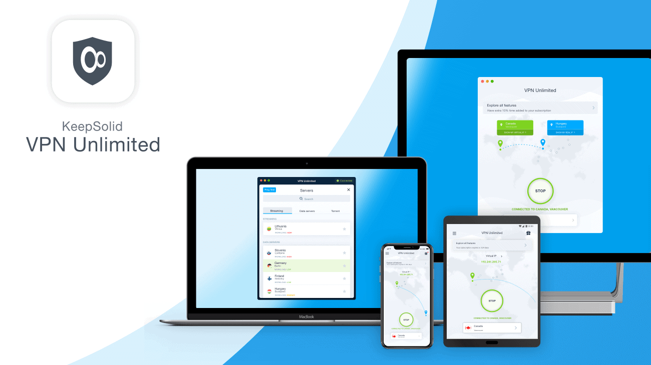VPN Unlimited review: streamingspecialist