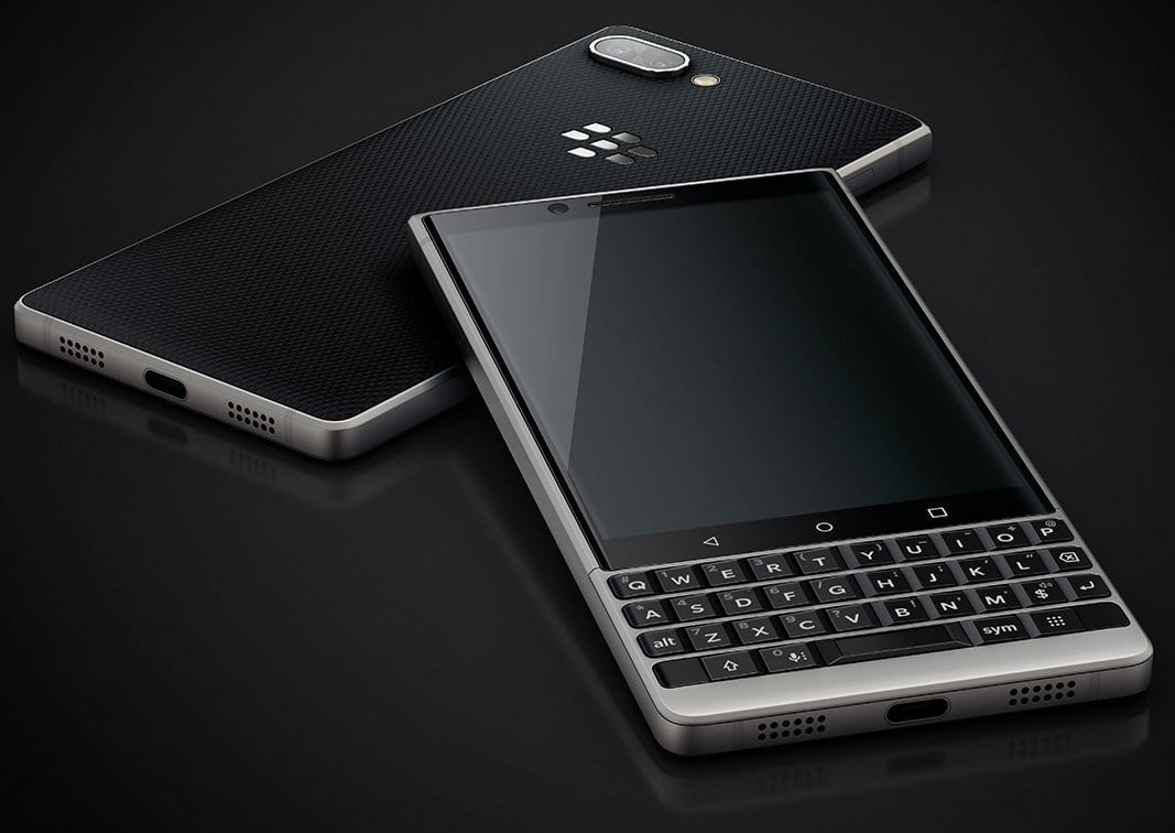 BlackBerry Key2 Featured