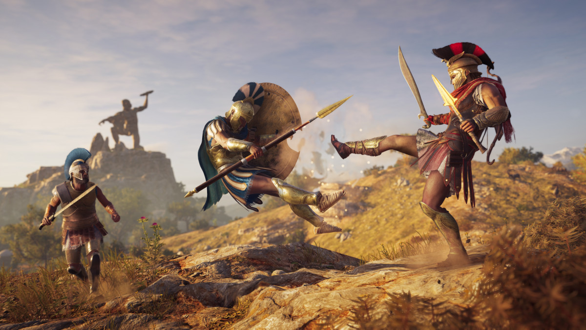 Assassin's Creed Odyssey review: Plezier in het Oude Griekenland