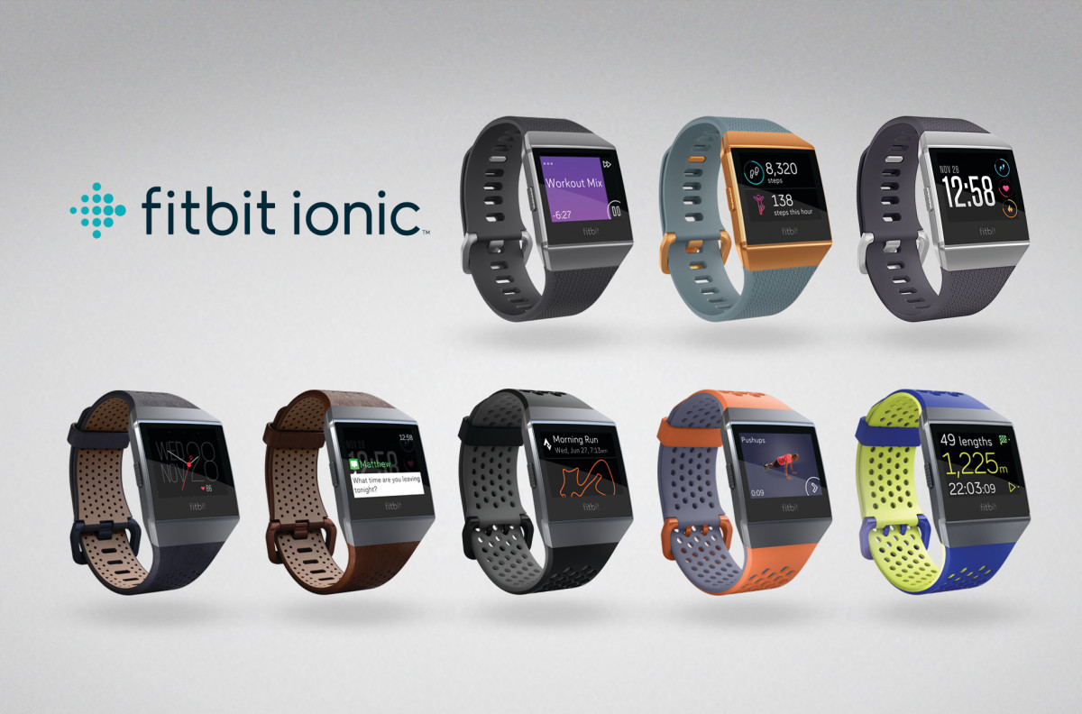Fitbit Ionic - 2 - Fitbit OS