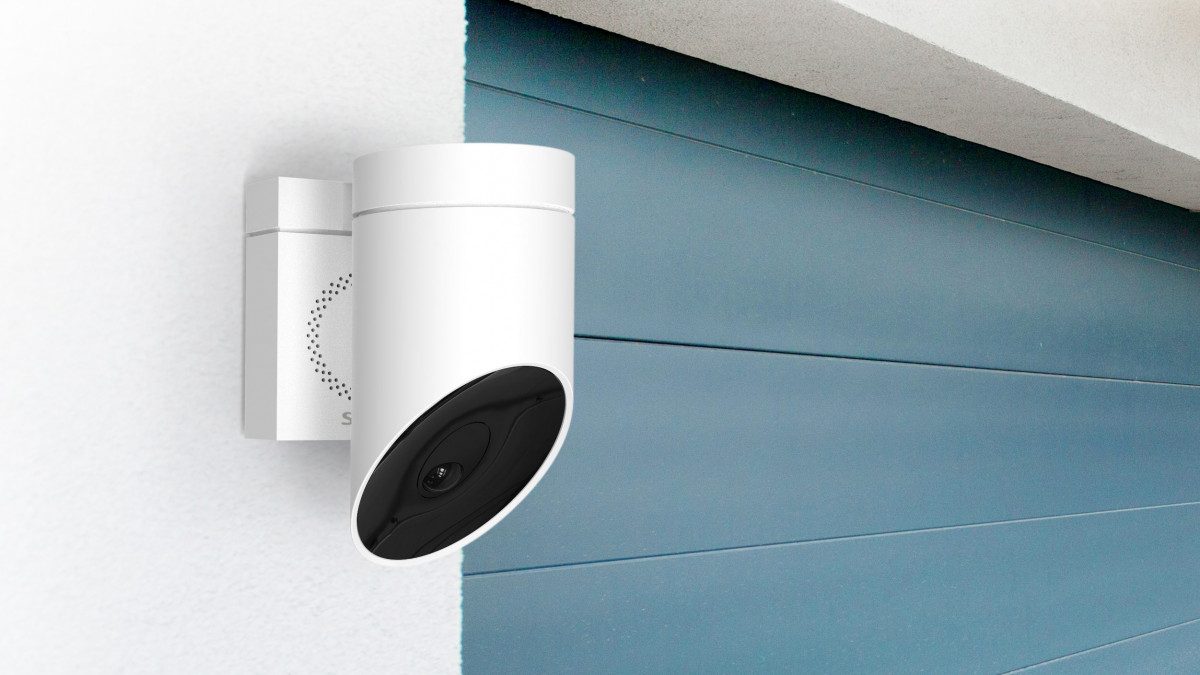 Somfy Outdoor Camera - 3