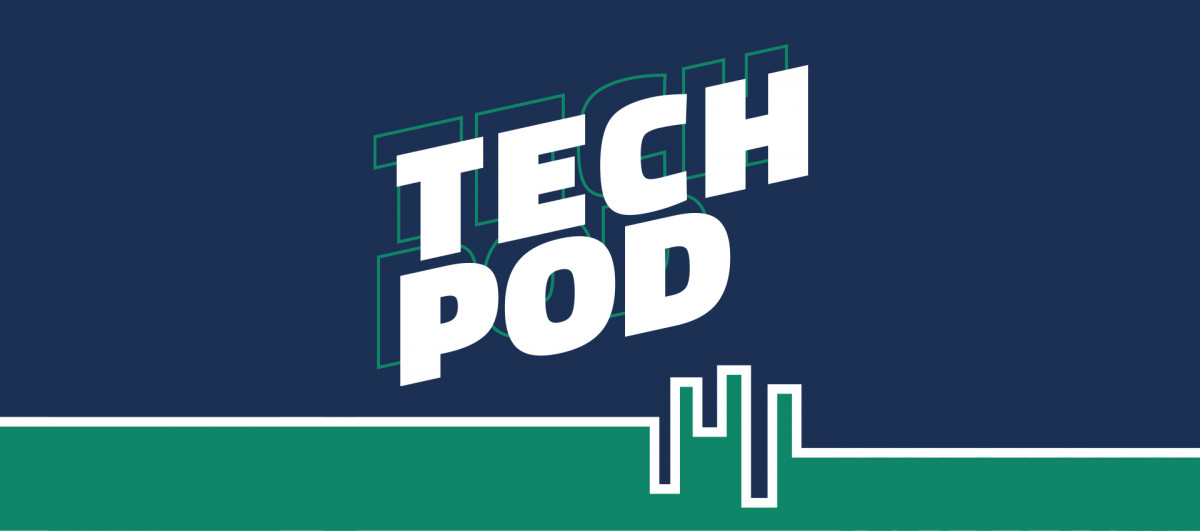 technologiepodcast Techpod logo