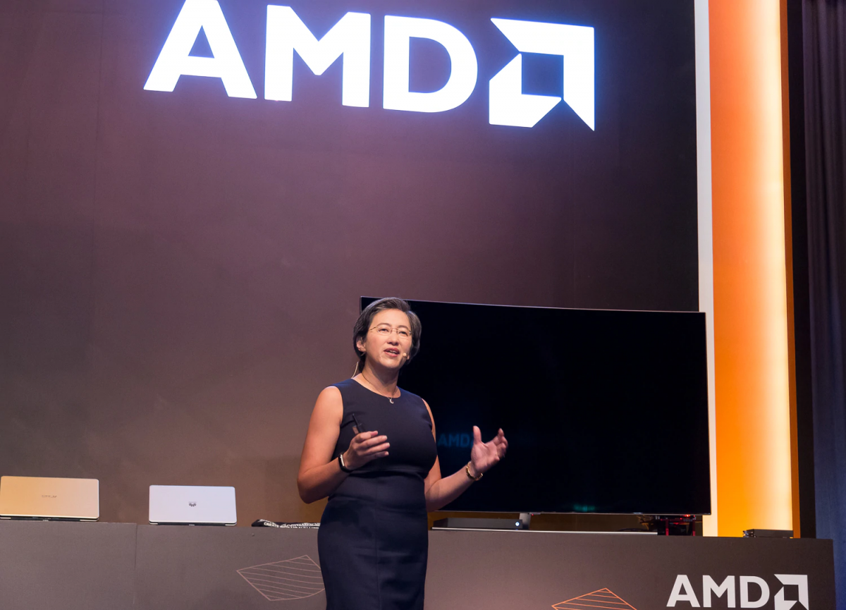 Lisa Su - AMD Ryzen - 1