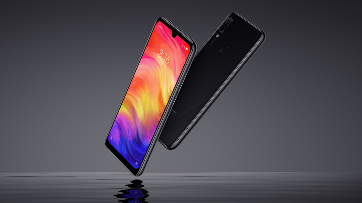 Xiaomi Redmi Note 7 - 1