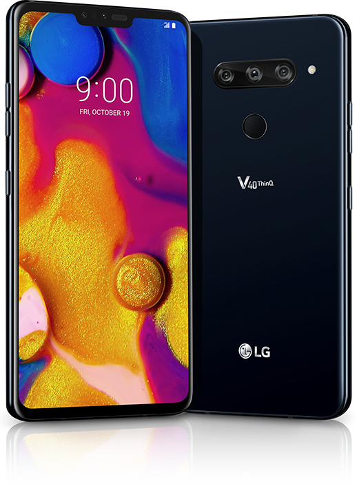 Review: LG V40 ThinQ: Doodgewoon goed