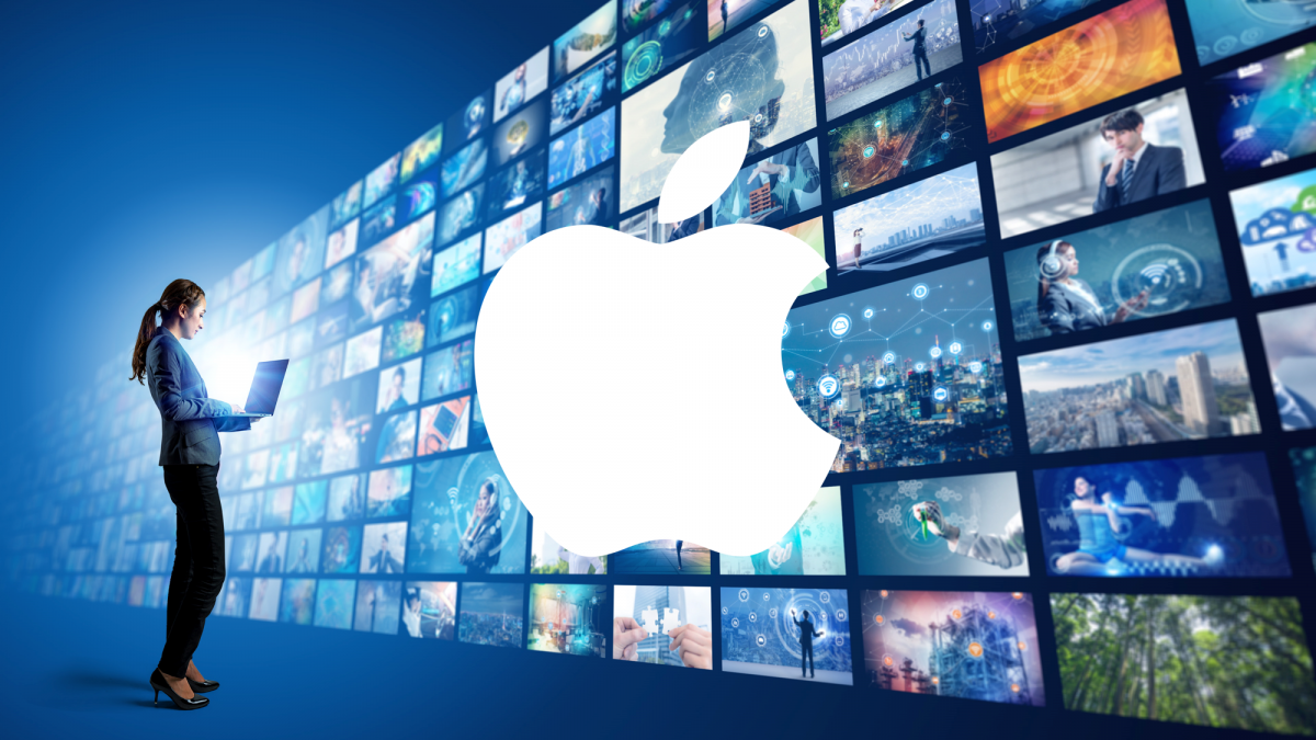 Apple videostreamingdienst evenement