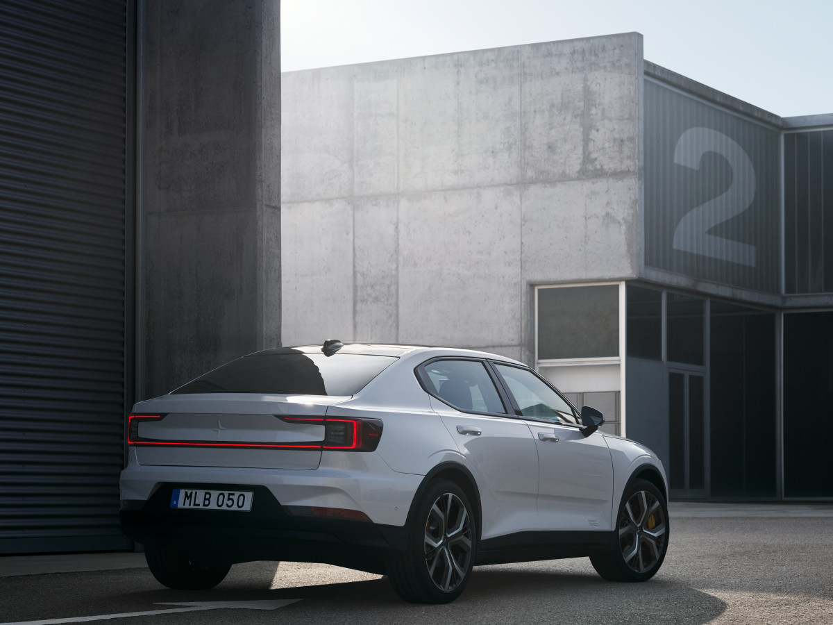 De Polestar 2 is een Tesla-killer
