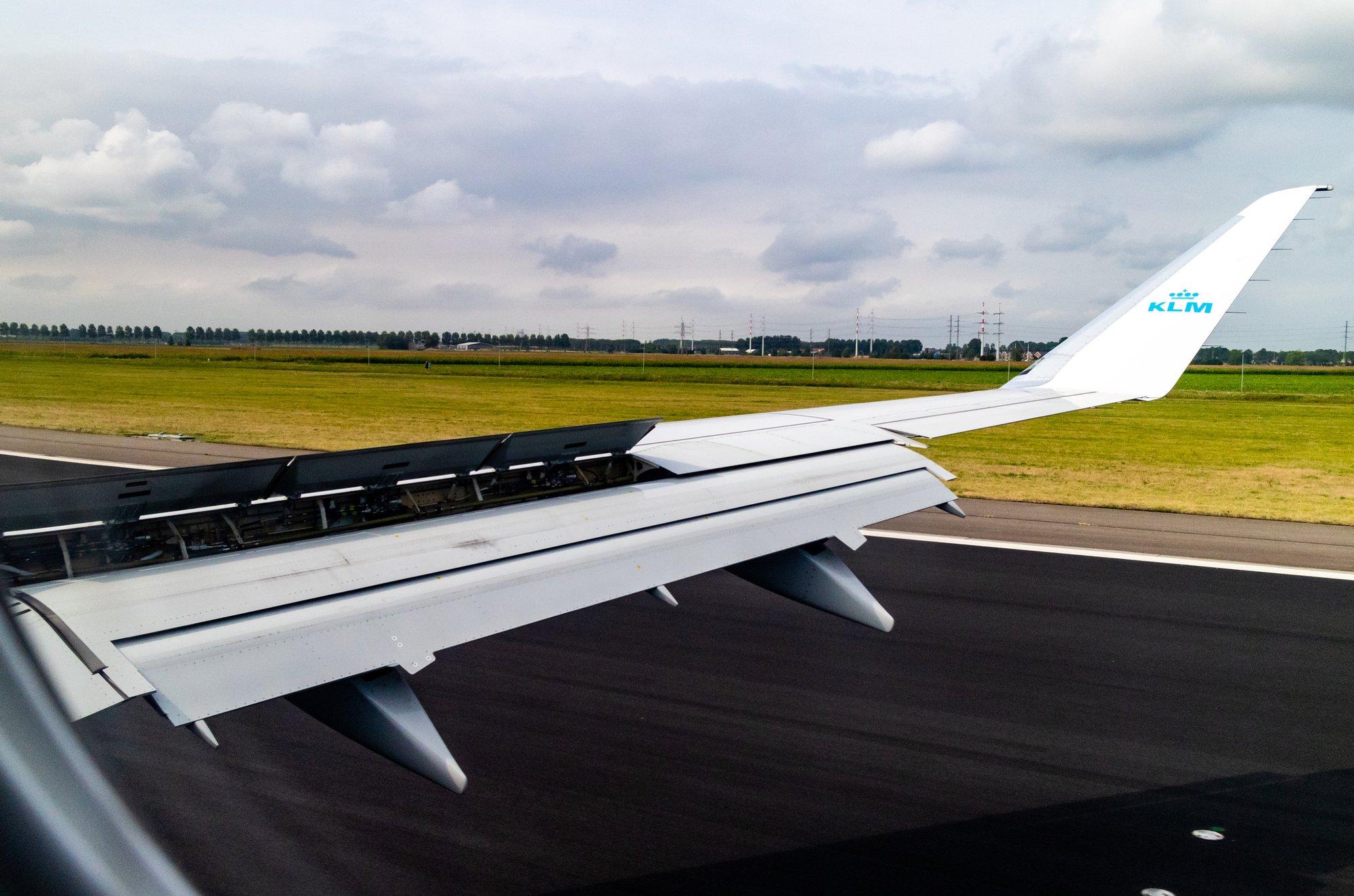 Verkoop taxfree-artikelen bij KLM komt tot een einde