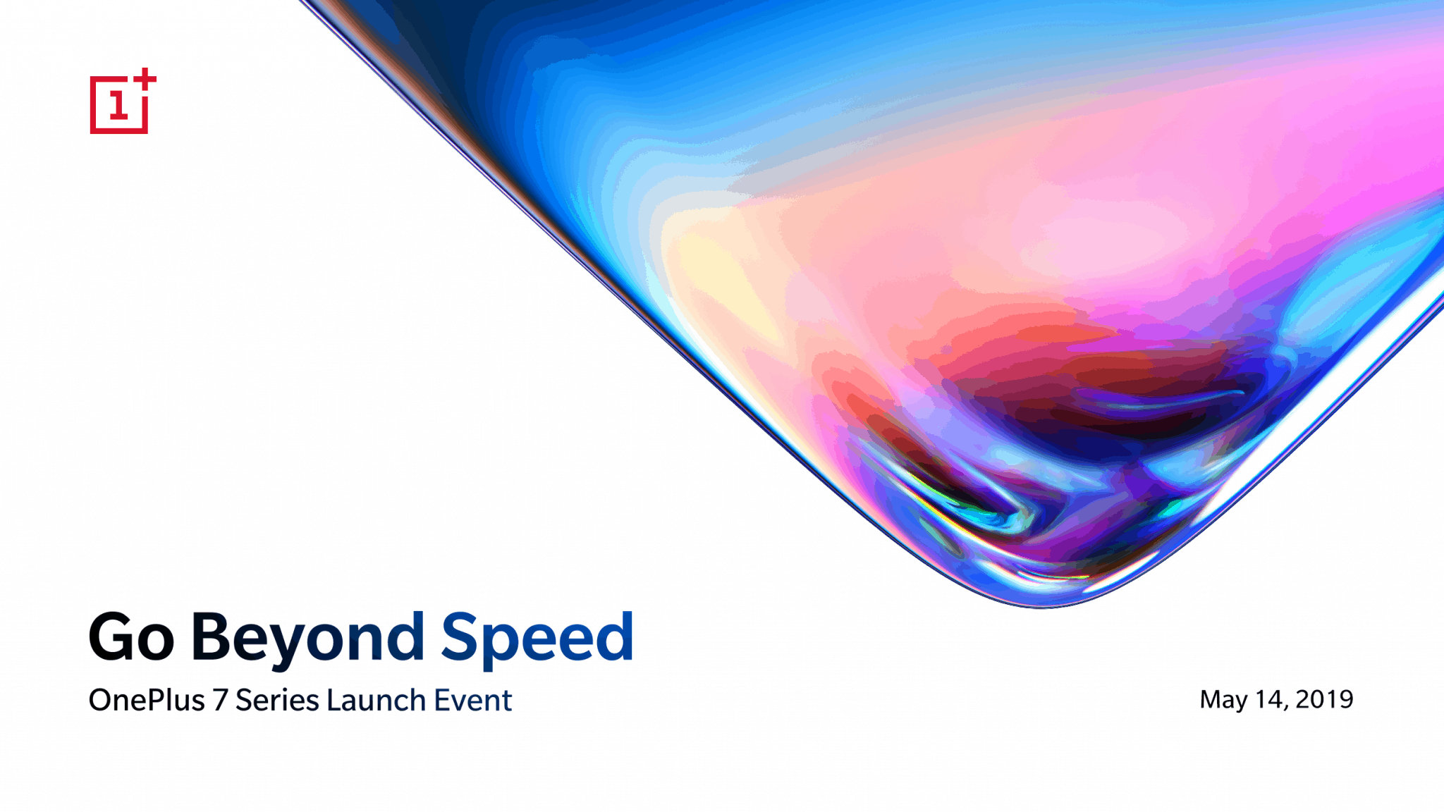 OnePlus 7 - Launch