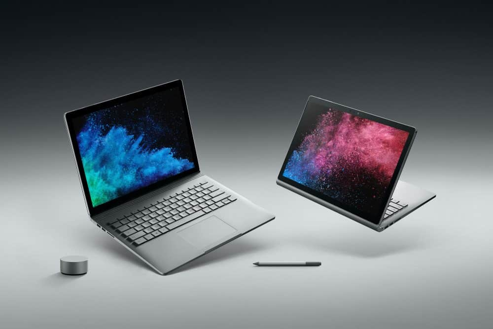 Surface Book 2 - 2