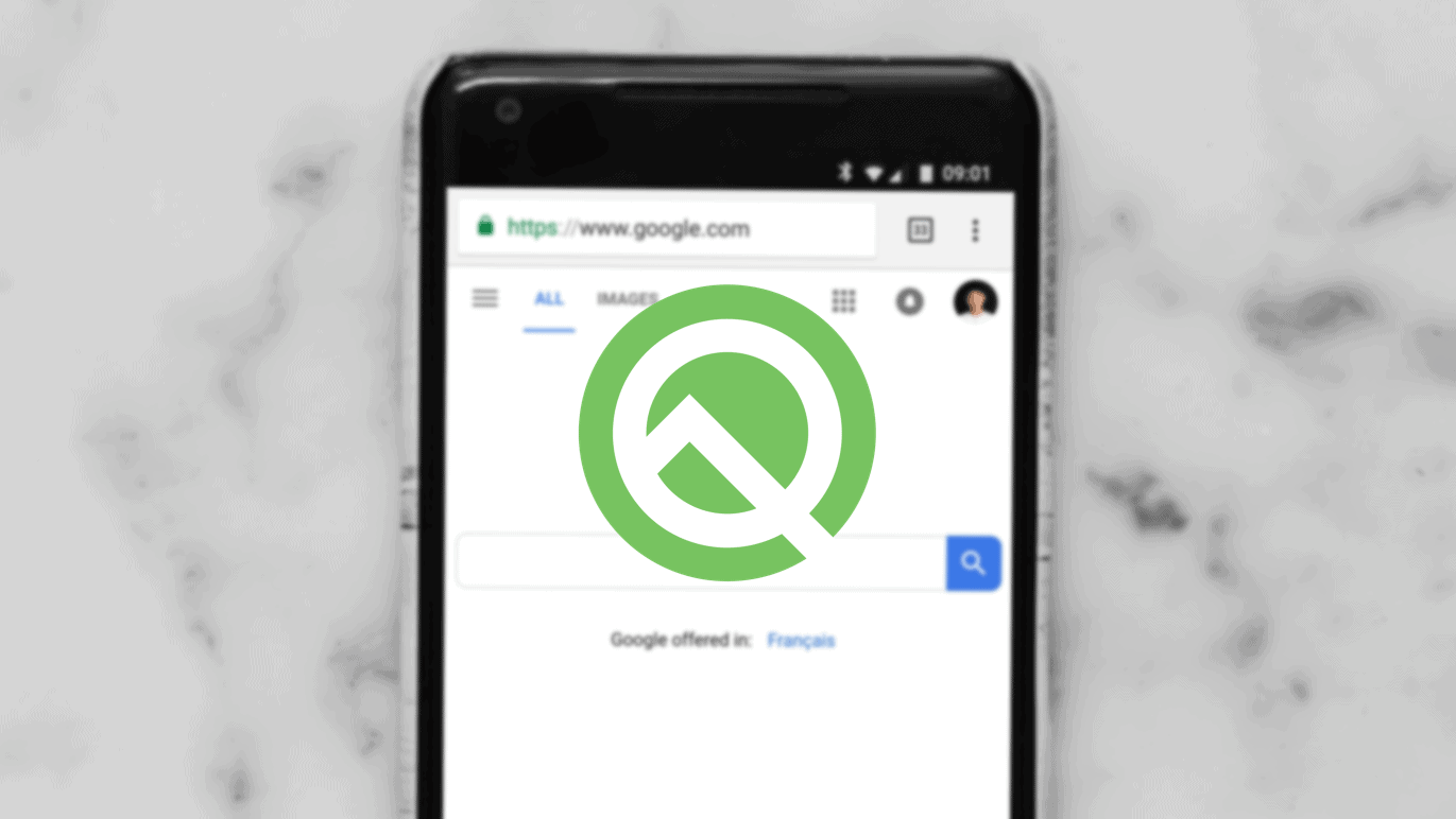 Google geeft meer info over desktopmodus in Android Q