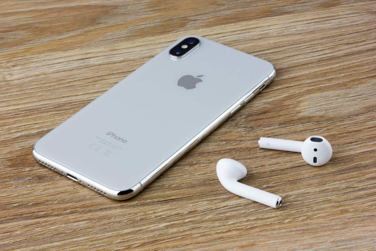 dual bluetooth audio apple iphone