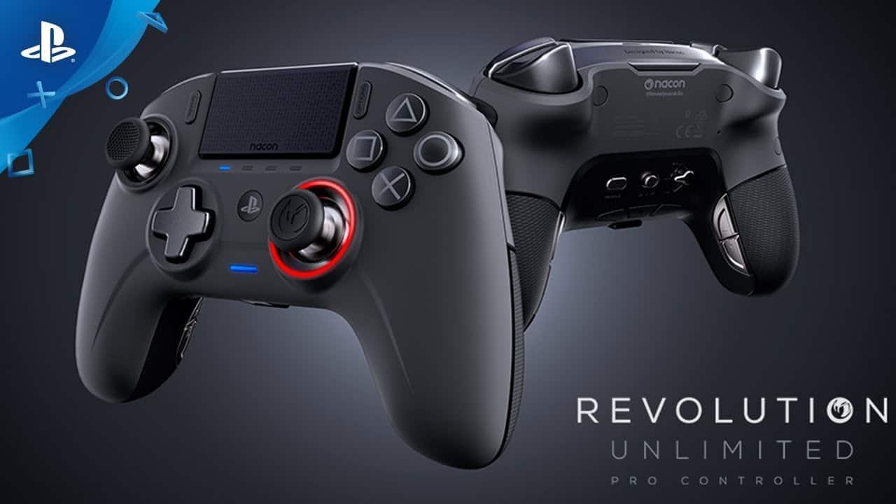 Nacon Revolution Unlimited Pro Controller review: gameplezier op het hoogste level
