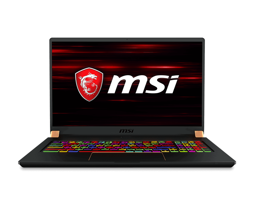 MSI GS75 gaming laptop