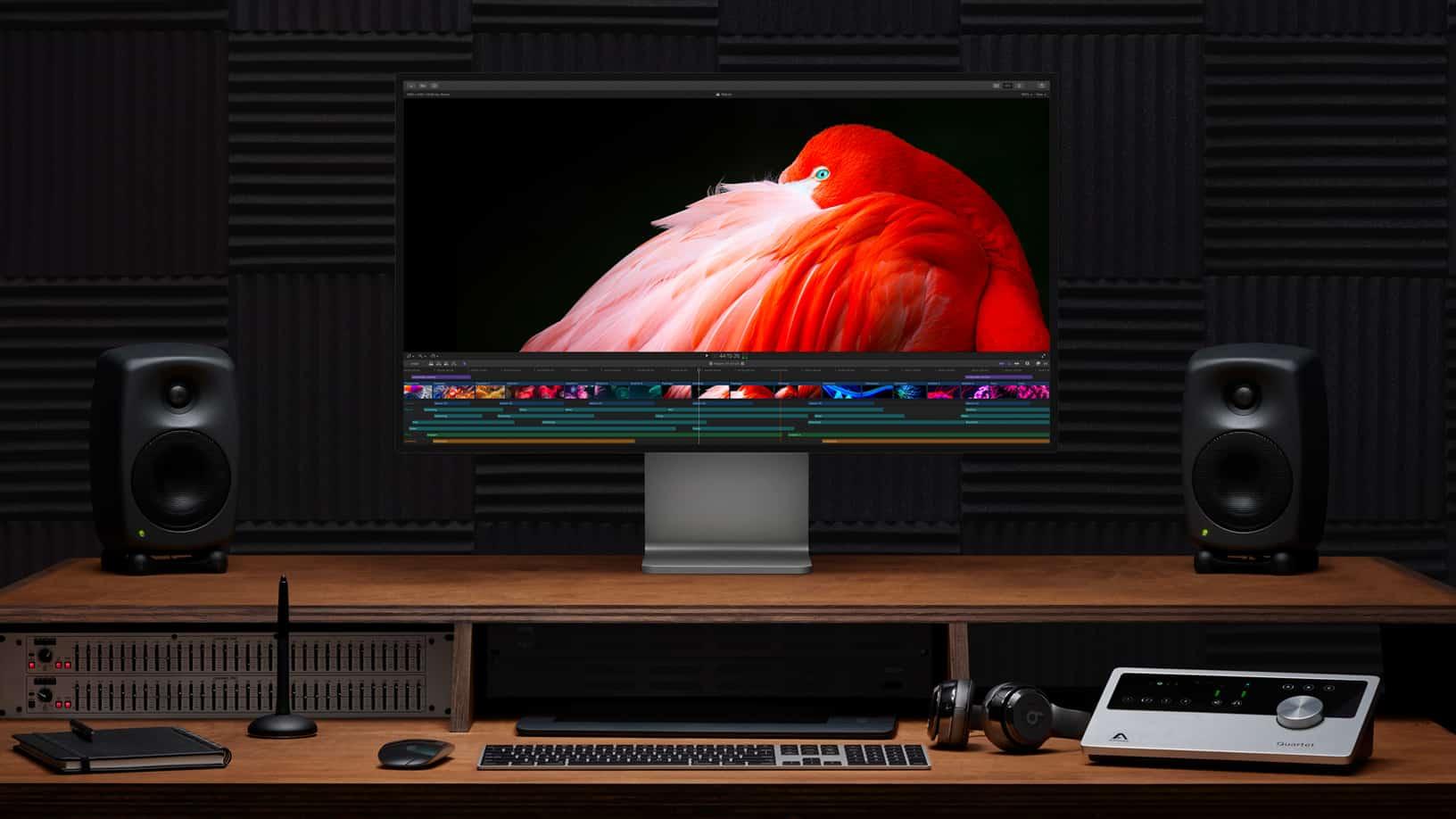 Apple's 32-inch Retina-monitor heeft een 6K-resolutie en HDR-ondersteuning