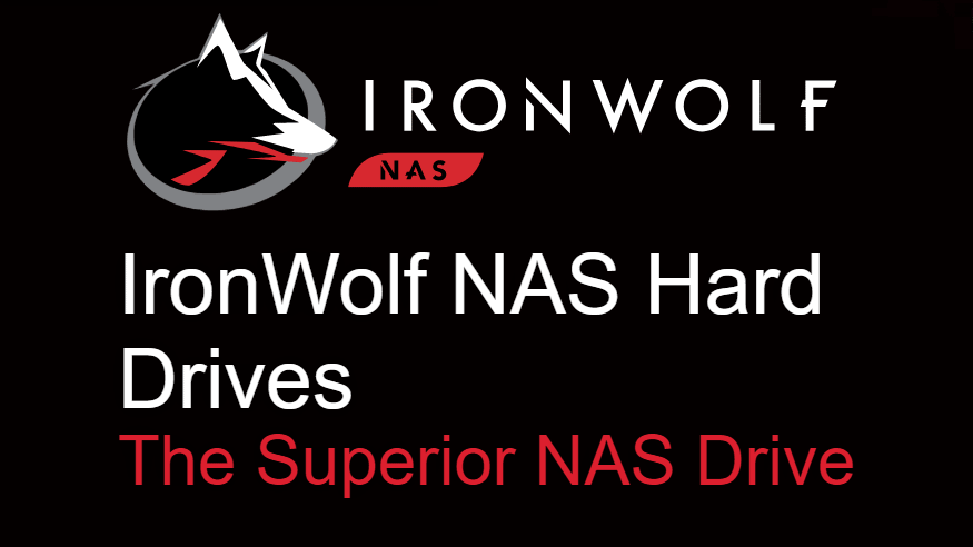 Seagate IronWolf