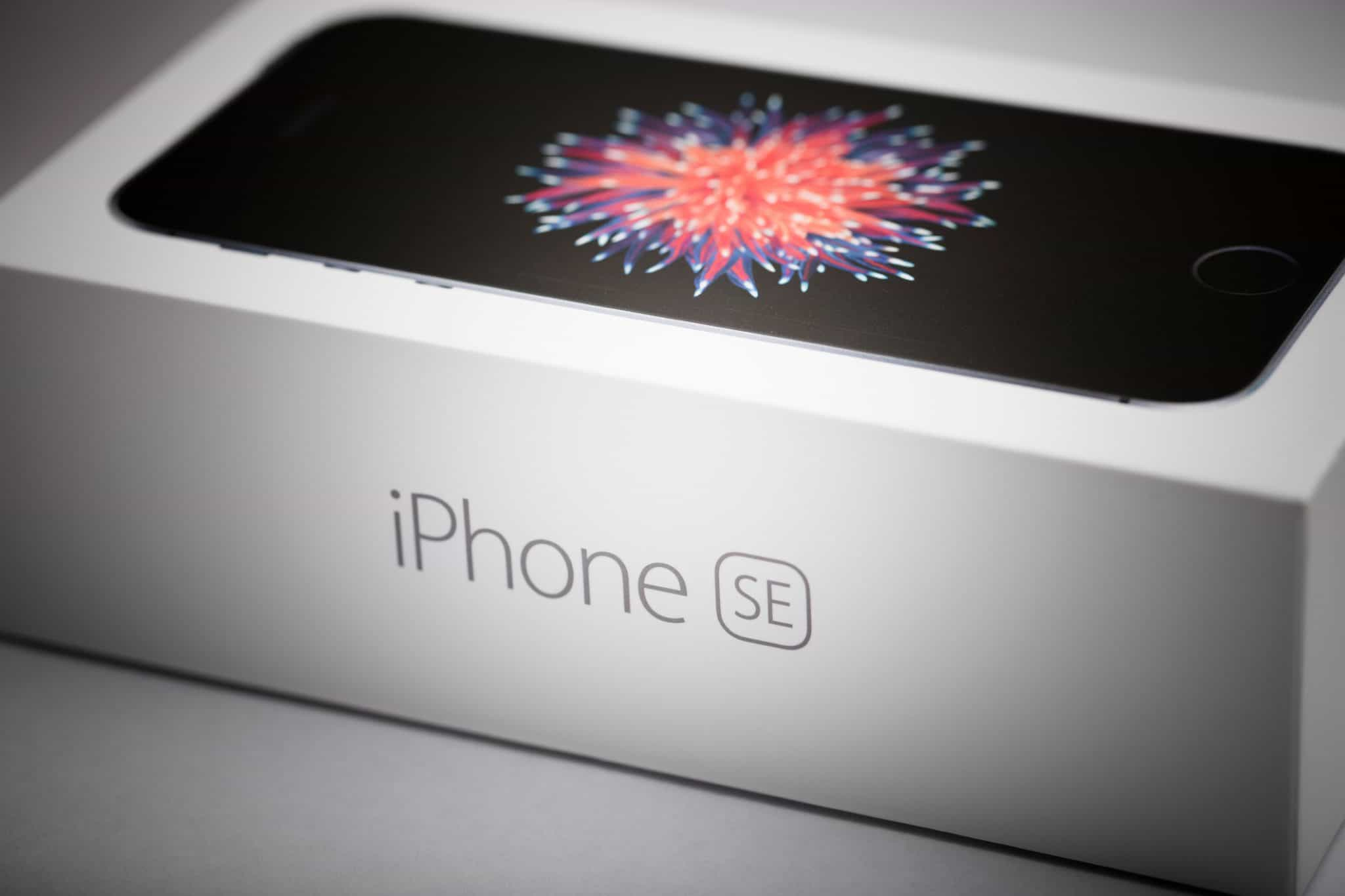 Apple iPhone SE 2 zal 489 euro kosten