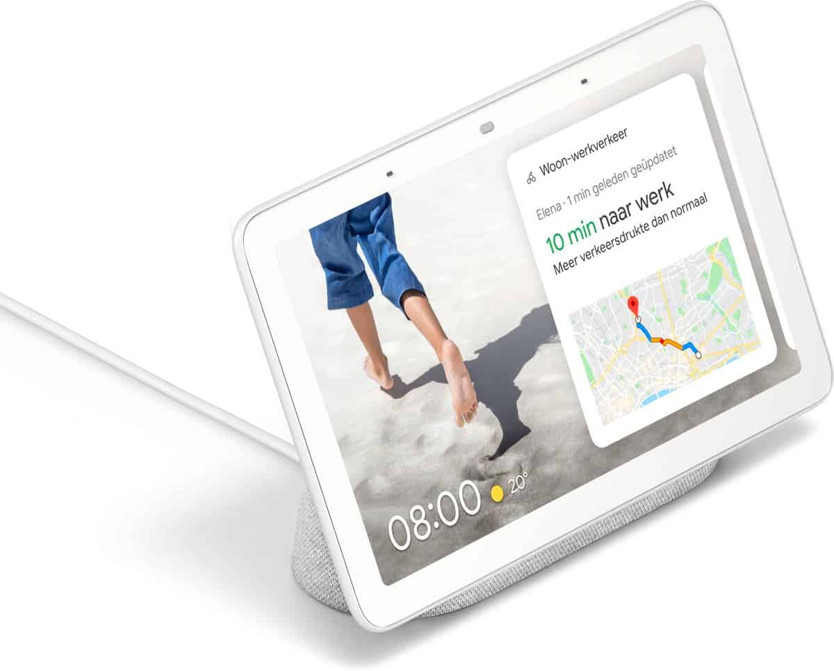 Review Google Nest Hub & Mini: Hup, Google, Hup!