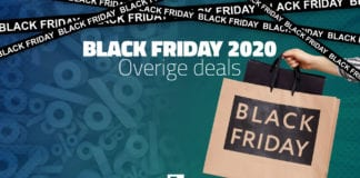 Black Friday 2020 Overige