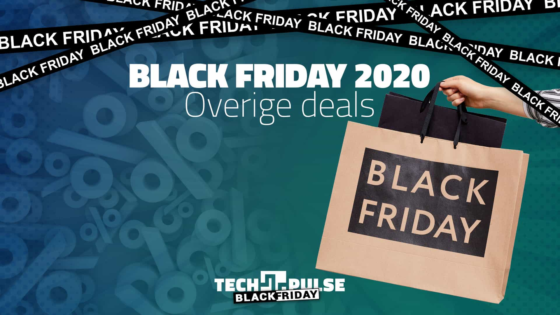 Black Friday 2020: opvallende deals