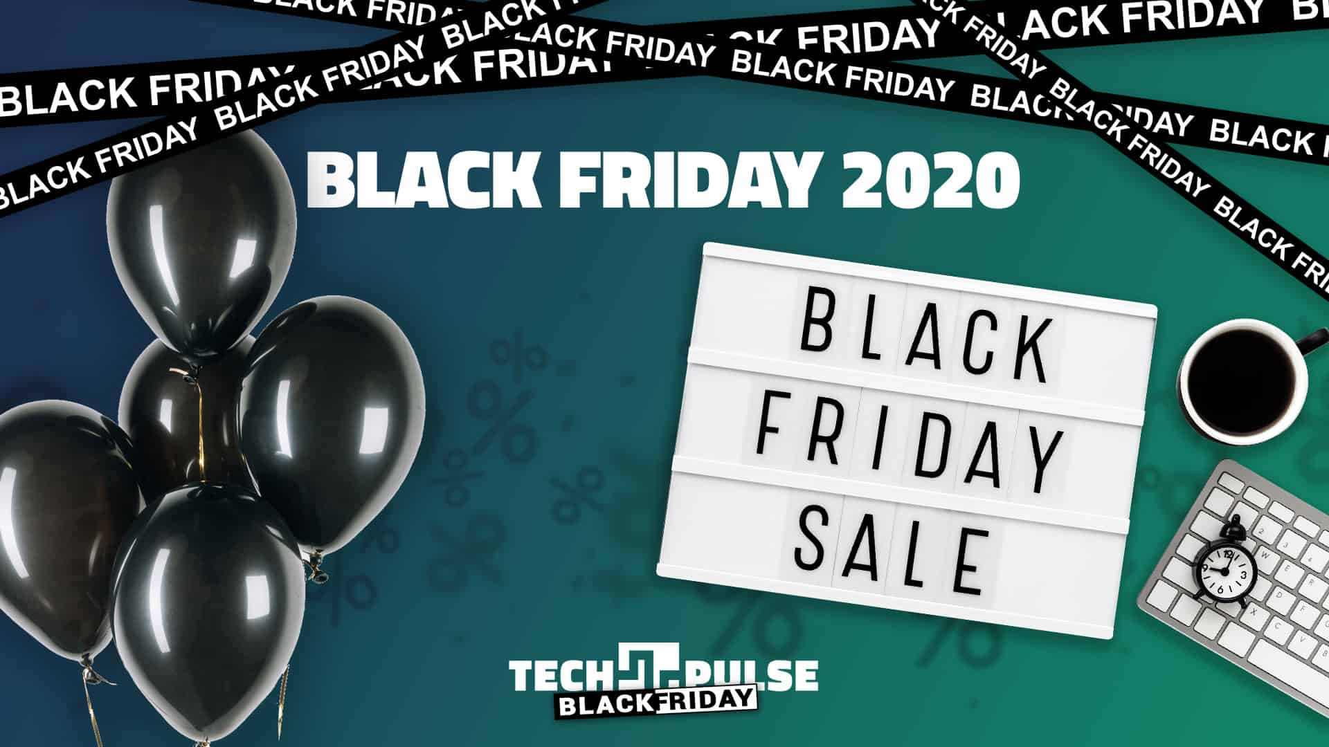 Black Friday 2020: overzicht