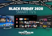 Black Friday 2020 Smart tv's