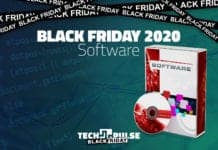Black Friday 2020 Software deals