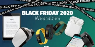 Black Friday 2020 wearables