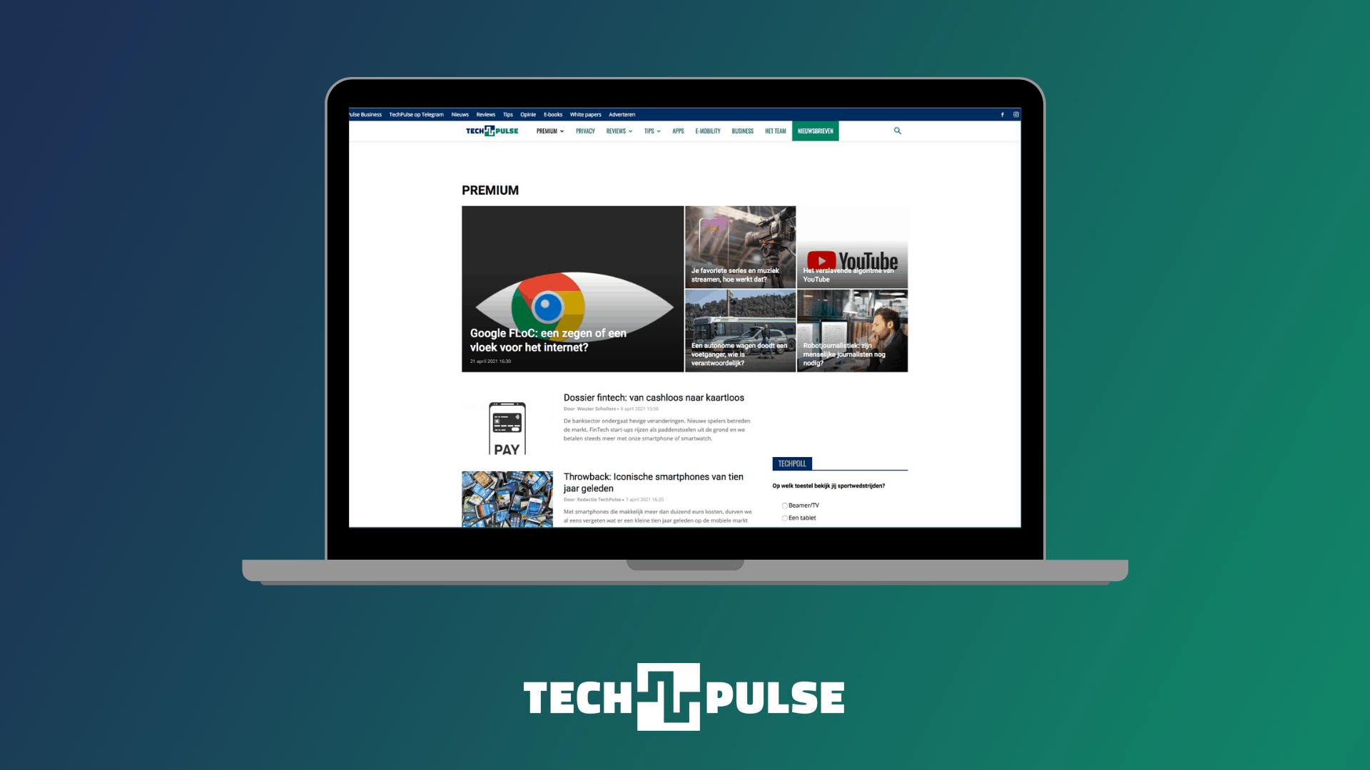 TechPulse Premium