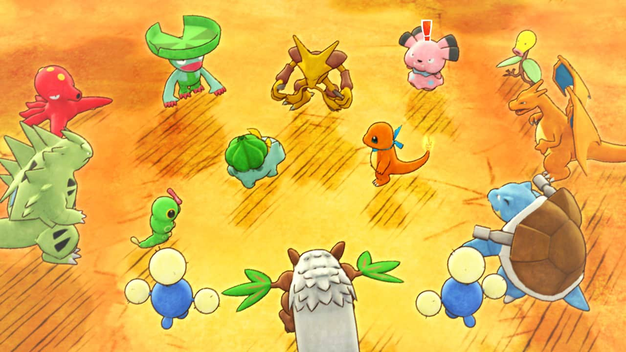Pokémon Mystery Dungeon Rescue Team DX review