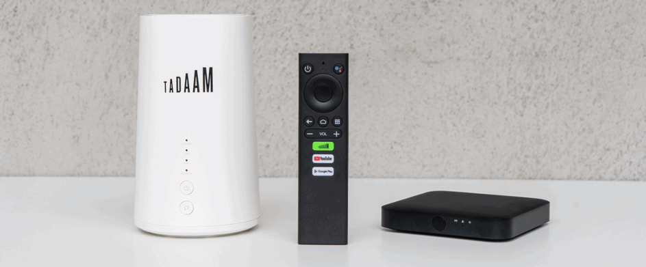 Review Telenet Tadaam: dé Android tv-box