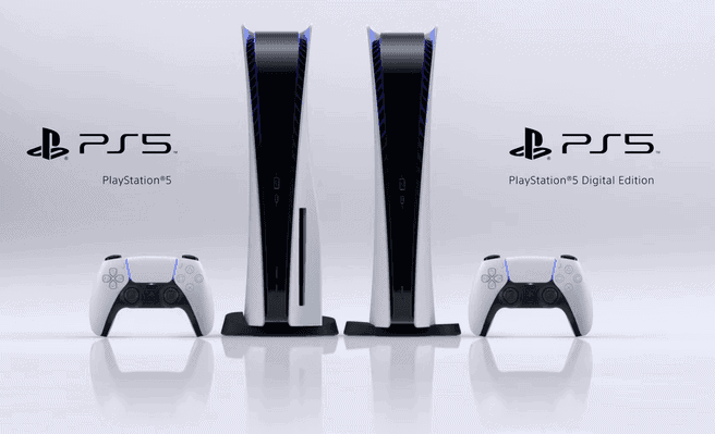 Dit is Sony's nieuwe PlayStation 5