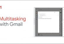 Gmail Split View