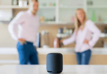 smart home speaker