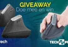 TechPulse Giveaway Logitech MX Vertical