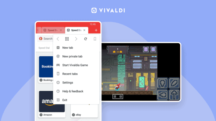 Vivaldi game Android