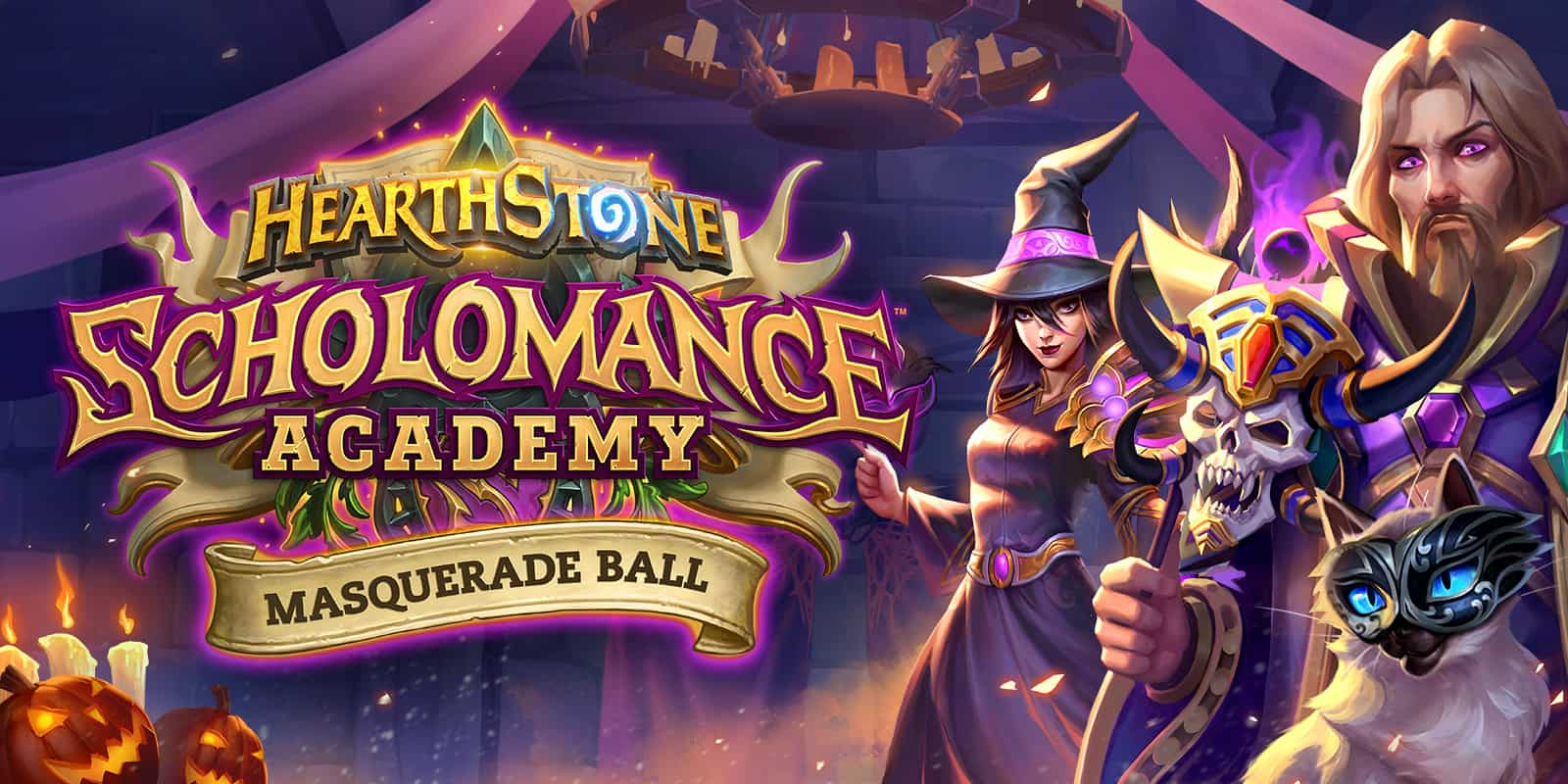 Hearthstone Patch 18.4: Battlegrounds update en Masquerade Ball