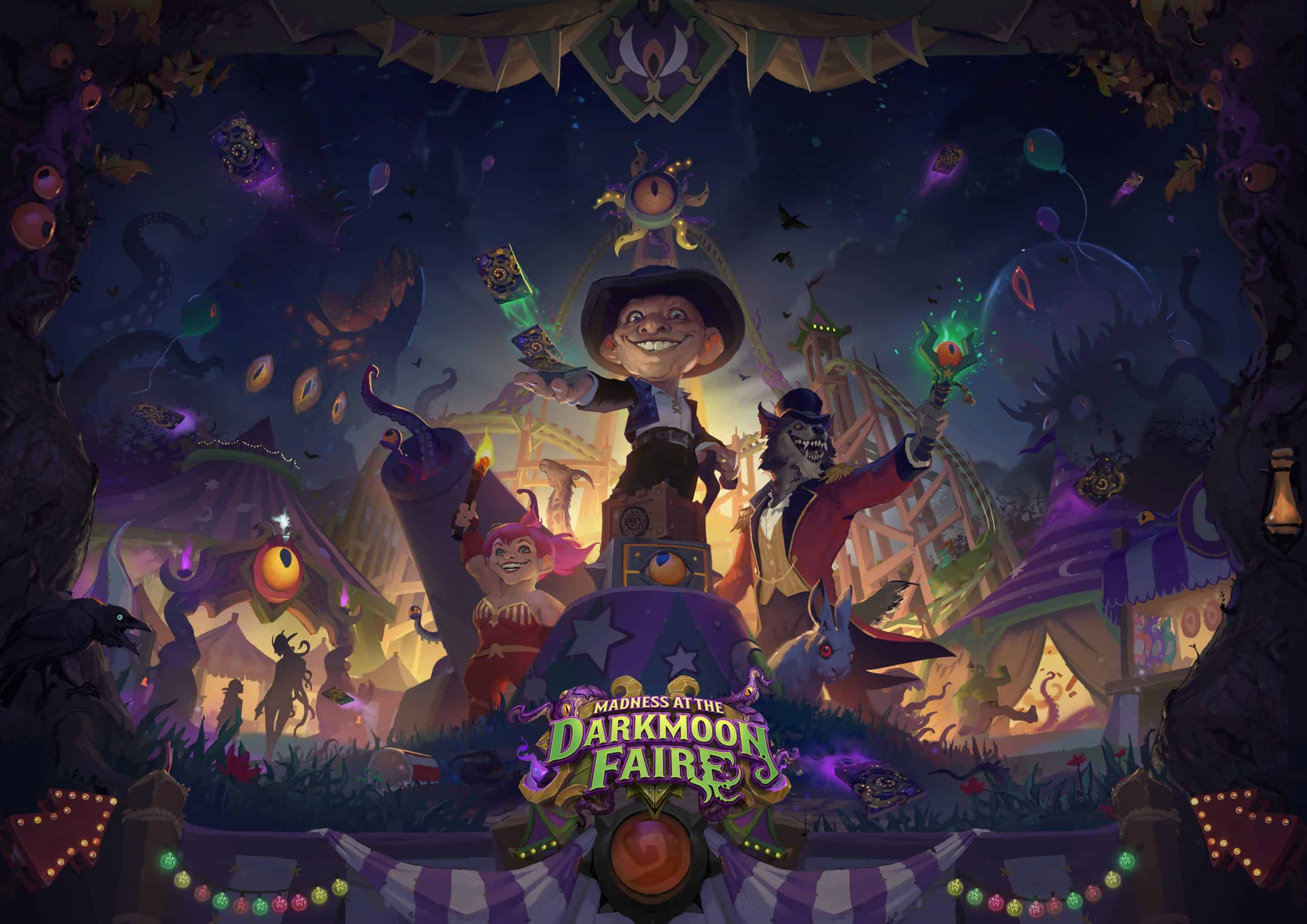 Hearthstone Darkmoon Faire