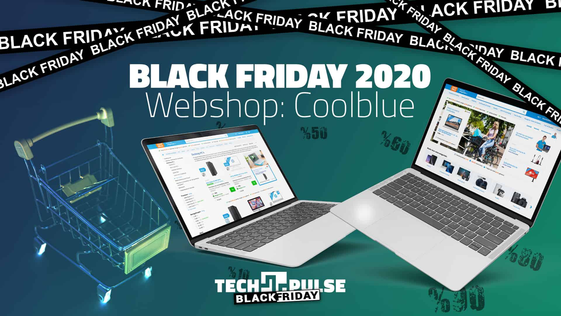 Black Friday 2020: de beste deals van Coolblue
