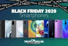 Black Friday 2020 smartphones