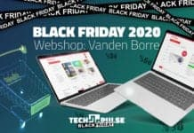 Black Friday 2020 Vandenborre