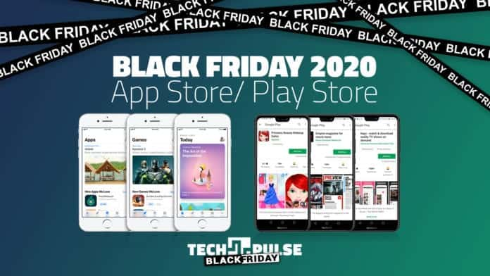 Black Friday App Store Play Store