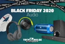 Black Friday 2020 Audio
