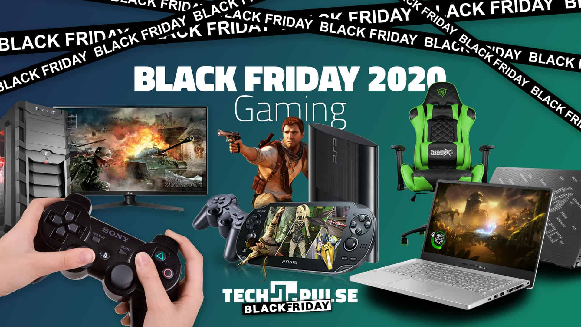 Black Friday 2020: Gaming