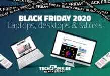 Laptops Black Friday 2020