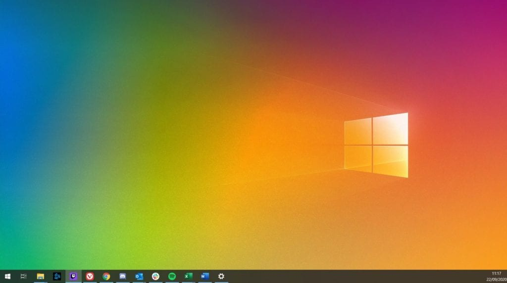 Windows 10 Pride Thema