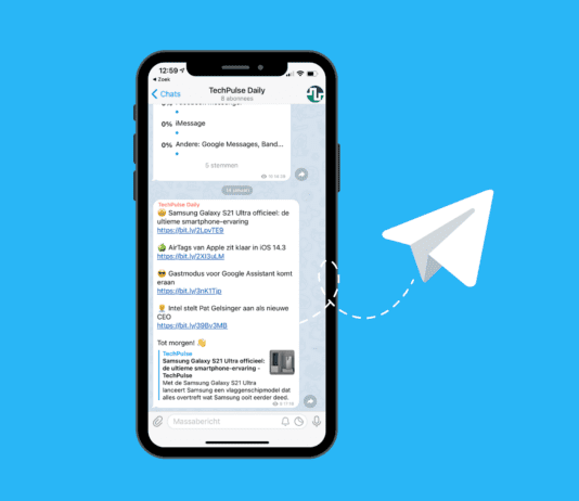Telegram TechPulse