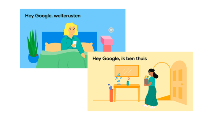 Routines Google Assistant